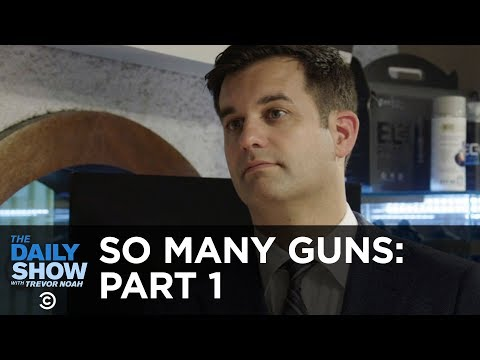 Switzerland's Responsible Gun Nuts Pt. 1 | The Daily Show