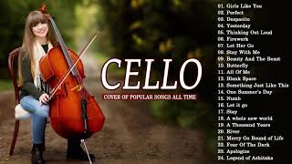 Top 30 Cello Covers of Popular Songs 2019 - Best Instrumental Cello Covers All Time