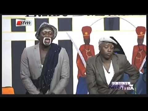 Kouthia Show 22 Octobre 2015 Les Ndiagos de Guinée Bissau