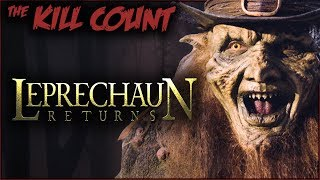Leprechaun Returns (2018) KILL COUNT