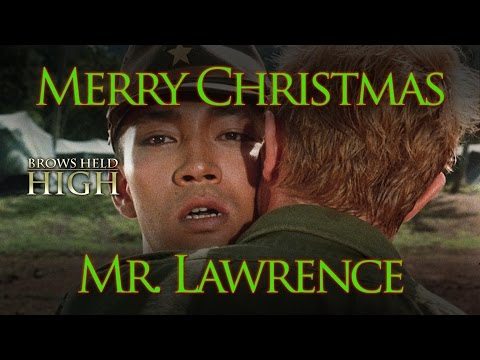 Merry Christmas Mr Lawrence: A Miserable Holiday Movie for a Miserable Year - Brows Held High
