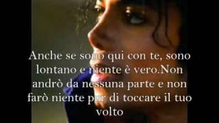 Speechless sub ita Michael Jackson