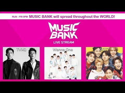 GOT7, NCT127,SF9, Wanna One,TVXQ!,MONSTA X,April,CLC,etc [MusicBank Live 2018.3.30]