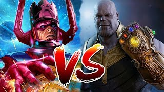 Why Galactus Is A Vital Connection To Thanos In Avengers 4