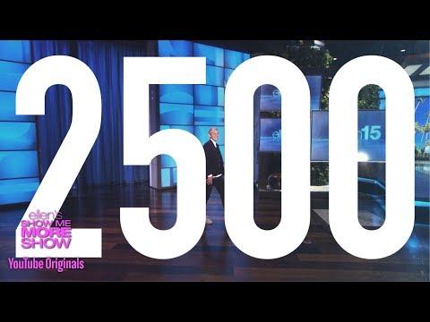 Ellen Remembers 2,500 Shows