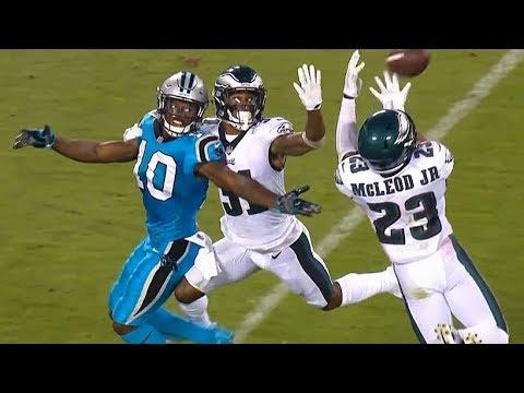 Philadelphia Eagles vs Carolina Panthers