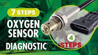 7 Steps – Oxygen Sensor #4