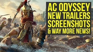 Assassin's Creed Odyssey New Game Plus CONFIRMED, New Trailers & More! (AC Odyssey Trailer)