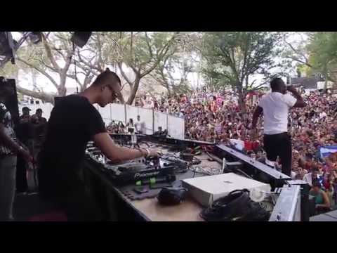 MAKJ & OT Genasis at Ultra Music Festival Miami 2015