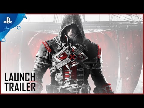 Assassin's Creed Rogue Remastered Trailer