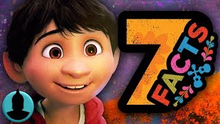 7 Facts About Pixar's Coco - Disney Facts! (Tooned Up S5 E26)