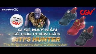 Săn Lùng Biti's Hunter x Marvel tại CGV