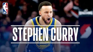 VERY Best of Stephen Curry From the 2018-19 NBA Regular Season and Playoffs