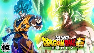 Top 10 Easter Eggs You Missed In Dragon Ball Super: Broly