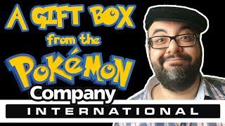 Pokémon Company International sent me a HUUUUGE Package | UNBOXING