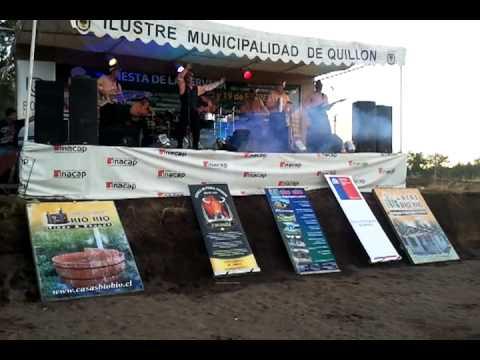 Grupo Destello en vivo Fiesta de la Cerveza 2012