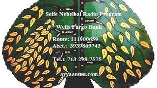Seife Nebelbal Radio: Interview with Prof. Beyene Petros, Chairman of ESD-SCUP; Ob. Geresu Tufa, Oromo National Activist; and Mr. Bekele Wayu, Sidama National Activist