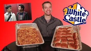 Double Harold and Kumar White Castle Challenge!
