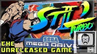 The Genesis Street Fighter 2 Which Never Was   Nostalgia Nerd