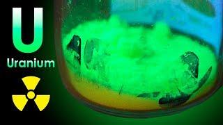 Uranium - THE MOST DANGEROUS METAL ON EARTH!