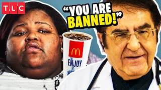 My 600 lb Life Patients Who Are BANNED From The Show...