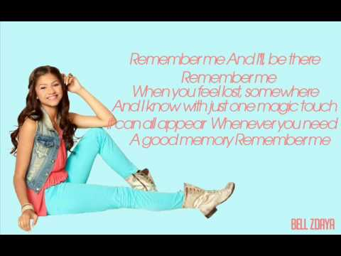 "Remember Me (From ""Shake It Up"")"