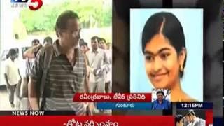 Rishiteswari case: Principal Babu Rao, warden attend legal..