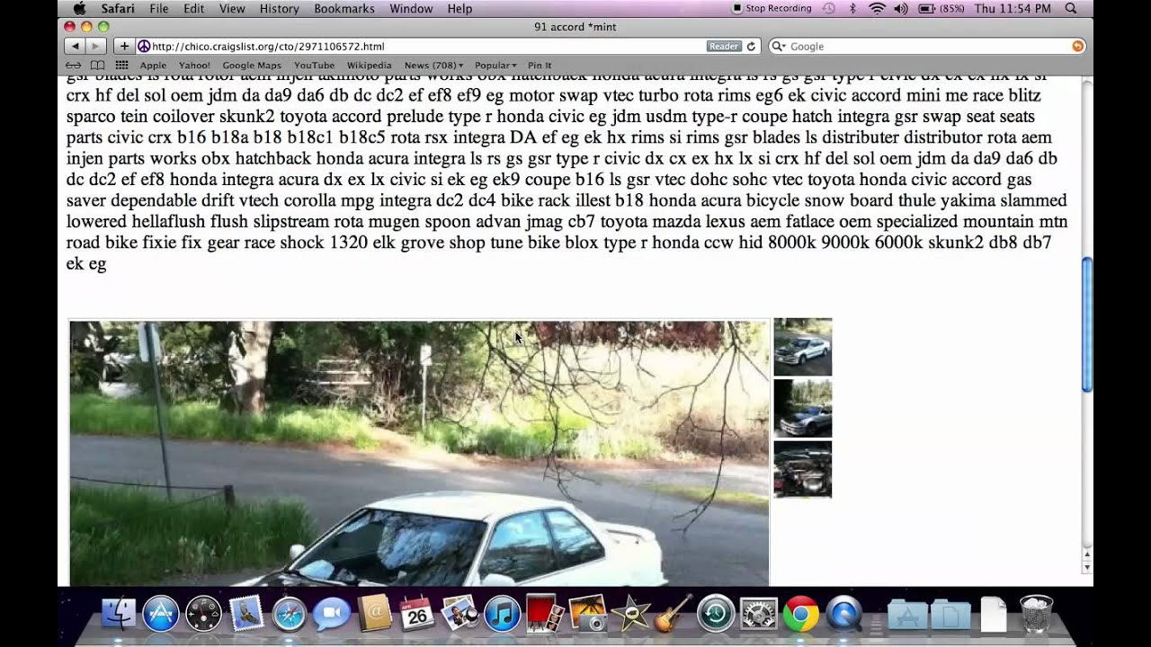 Yuba City Craigslist