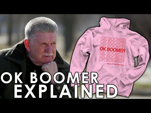 What Does 'Ok, Boomer' Mean?