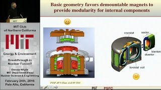 Breakthrough in  Nuclear Fusion? - Prof. Dennis Whyte