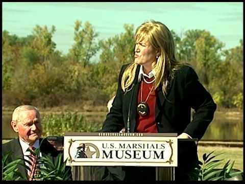 USMS Director Stacia Hylton's Speech at the USMM Hall of Honor Cornerstone Dedication, 11/9/13