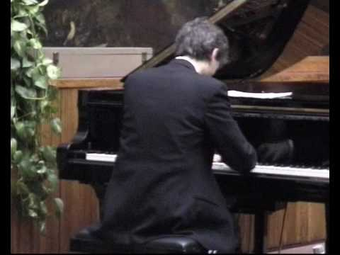 Mendelssohn Liszt marcia nuziale wedding march piano Falossi