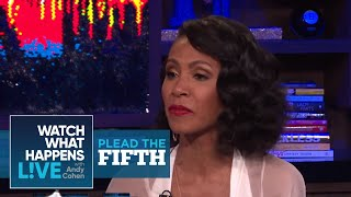 Will Jada Pinkett Smith Dish About Son Jaden Smith And Kylie Jenner? | Plead The Fifth | WWHL