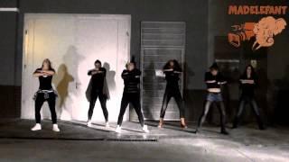 Dancehall to Aidonia - Lala Land by KateZee (November 2013)