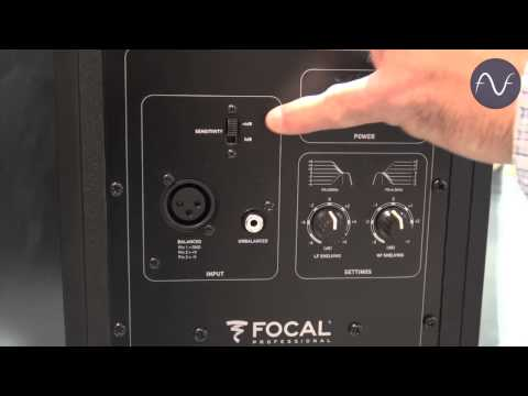 [Musikmesse] Focal Alpha series (english)