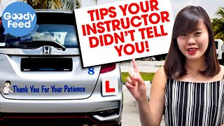10 Driving Test Tips in Singapore Your Instructor Might Not Have Told You