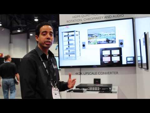 Avenview HDM-SPLITPRO-4A InfoComm 14 long version