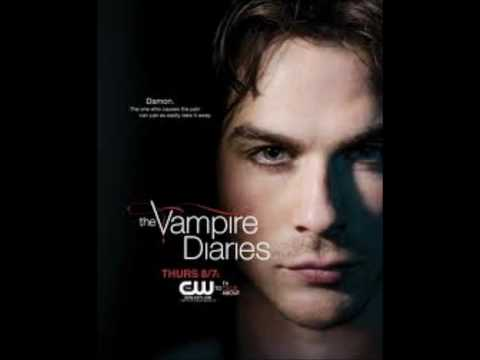Vampire Diaries Soundtrack- Holding on and Letting go