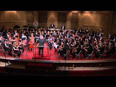 Mahler Symphony #5, 1st Mvt.  - Carnegie Mellon Philharmonic