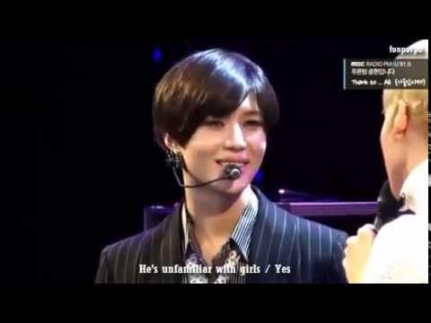 [ENG] 141021 SHINee Jonghyun - Blue Night Special Taemin's Choice QA