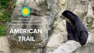 Smithsonian's National Zoo's American Trail Exhibit