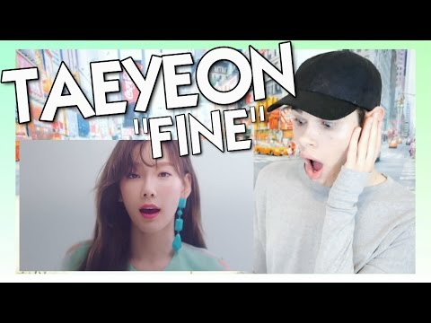 MV Reaction l TAEYEON (태연)