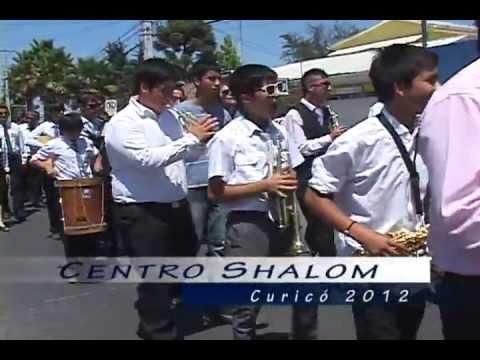 Iglesia Pentecostal de Chile Curicó Conferencias 2012