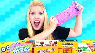 Don't Choose The Wrong CANDY SLIME Challenge!