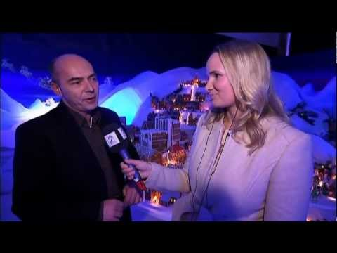 Pepperkakebyen 2012 - Bilder fra TV 2 - Del 1 - The worlds greatest gingerbread city