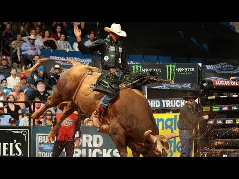 J B Mauney Makes History Riding Bushwacker For 95 25