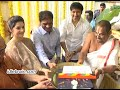 Gopichand's 25th movie launched in Hyderabad