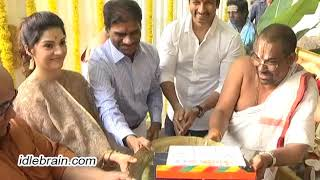 Gopichand's 25th movie launched in Hyderabad..