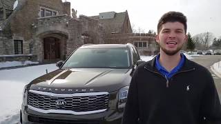 Northtown KIA - 2020 Telluride Video Review