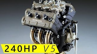 The Most UNREAL Motorcycle Engines Ever Produced